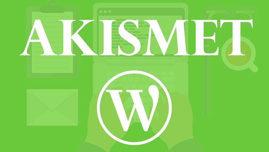 wordpress plugin akismet