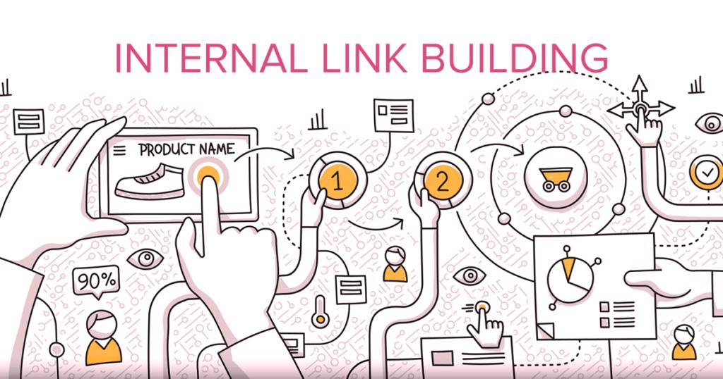 site içi link verme internal link building