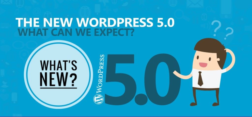 wordpress 5.0 nedir?
