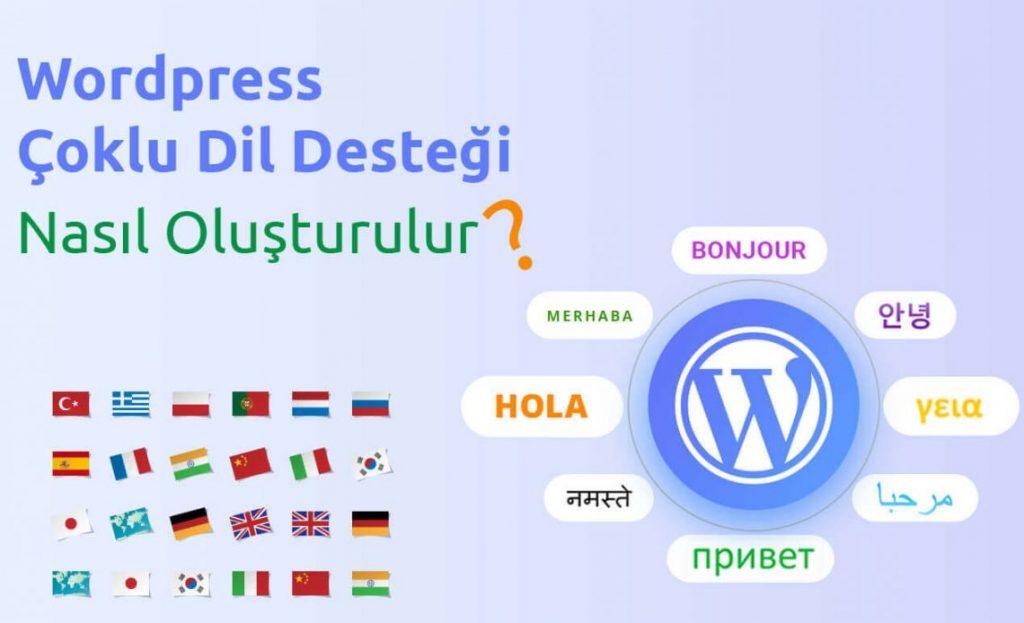 WordPress Sitenize Çoklu Dil Eklemek