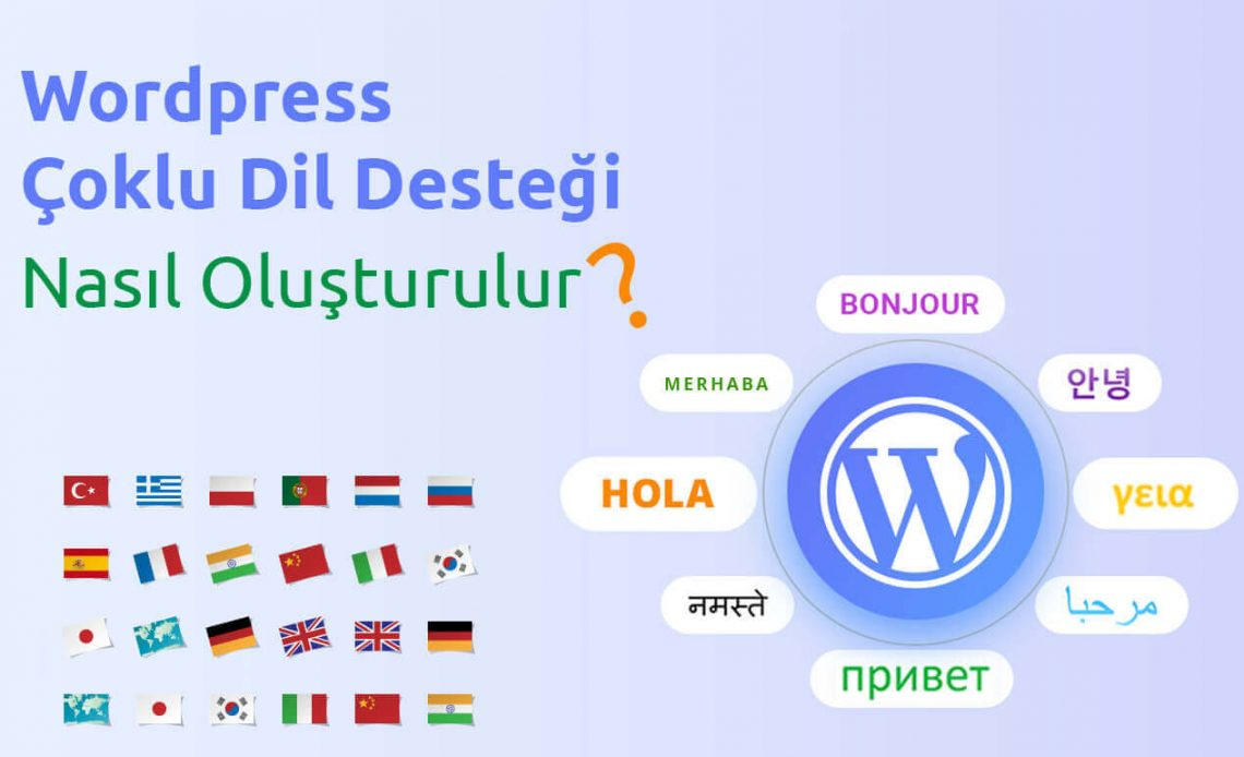 wordpress çoklu dil ekleme polylang